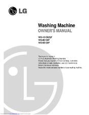lg wd 80130f manuals rh manualslib com