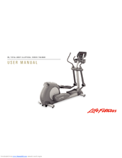 Life Fitness X9 User Manual