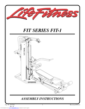 orbit home gym assembly instructions