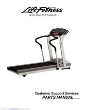 life fitness treadmill t3 5 manuals rh manualslib com life fitness treadmill manual t3 life fitness 9100 treadmill user manual