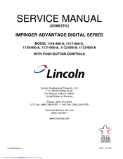 lincoln foodservice 1117 000 a service manual pdf download rh manualslib com