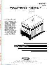 lincoln electric power wave 455m stt robotic manuals rh manualslib com Win T STT STT Airport