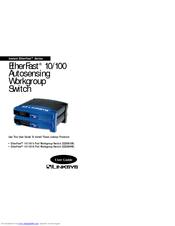 linksys ezxs55w etherfast 10 100 workgroup switch manuals rh manualslib com Linksys Support Linksys EZXS55W Driver