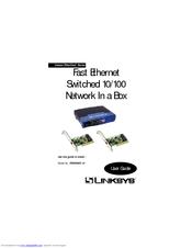 linksys ezxs55w user manual pdf download rh manualslib com Linksys EZXS55W Setup EZXS55W Uplink Port