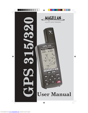 magellan gps 315 manuals rh manualslib com
