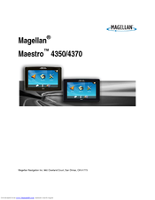 magellan maestro 4350 user manual pdf download rh manualslib com John Deere 4250 App 4250s