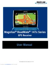 magellan roadmate 1475t automotive gps receiver manuals rh manualslib com