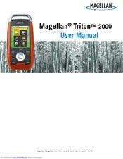 A geek's gadgets: in-depth review: magellan triton 2000 gps.