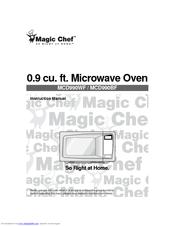 MAGIC CHEF MCD990BF INSTRUCTION MANUAL Pdf Download. on