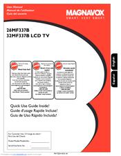 magnavox 26mf337b user manual pdf download rh manualslib com