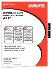 magnavox 42mf437b 42 digital lcd hdtv manuals rh manualslib com Blue Ray Combo TV Magnavox 1080P