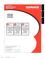 """magnavox 42mf438b 42 lcd tv manuals rh manualslib com Magnavox 42 TV Magnavox 42"""" Plasma"""