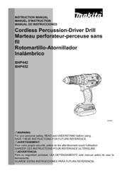 makita bhp452 manuals rh manualslib com makita cordless drill specs makita cordless drill specs