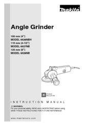 Makita 9528nb Manuals