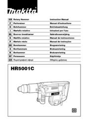 Инструкция makita hr5001c