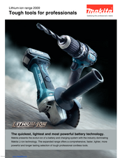 Makita BML184 Catalog