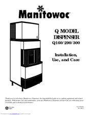Manitowoc QPA-310 Manuals on