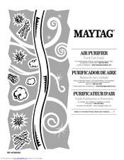 Maytag MAPG32507W Use & Care Manual