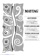 Maytag MT-AP510 Use & Care Manual