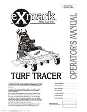 exmark turf tracer tt23kcc manuals exmark turf tracer tt23kcc operator s manual