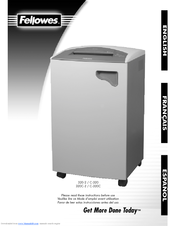 fellowes powershred c 320c manuals rh manualslib com