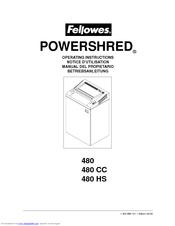 fellowes powershred 480 manuals rh manualslib com 220C Equals What in Fahrenheit Mercedes-Benz C220 CDI