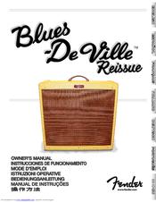 fender blues deville reissue manuals rh manualslib com fender blues deville 410 manual pdf fender blues deville 410 review