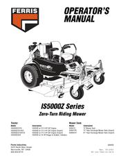 FERRIS 5000/61R OPERATOR'S MANUAL Pdf Download