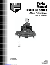ferris industries 5900228 parts manual 66 pages. Black Bedroom Furniture Sets. Home Design Ideas
