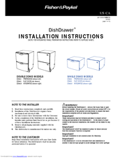 51839_v3_dd603_product fisher & paykel dishdrawer ds603i integrated manuals fisher paykel washer gwl11 wiring diagram at readyjetset.co