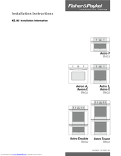 fisher paykel bi602 series manuals rh manualslib com fisher and paykel multifunction oven user manual fisher and paykel oven user guide