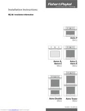 fisher paykel bi602 series manuals rh manualslib com
