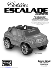power wheels barbie escalade manual user guide manual that easy to rh gatewaypartners co Fisher-Price Barbie Escalade Barbie Escalade Parts