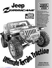 Fisher Price Power Wheels Jeep Hurricane N2273 Manuals Manualslib