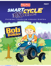 fisher price smart cycle extreme p8897 manuals rh manualslib com smart cycle manual pdf fisher price smart cycle manual