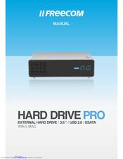 Freecom network hard drive pro user manual pdf download.