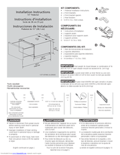 Frigidaire 137147900 A Installation Instructions Manual