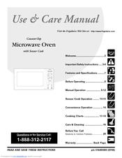 frigidaire fmcb157gb 1 5 cu ft mid size microwave manuals rh manualslib com Frigidaire Countertop Microwave Frigidaire Countertop Microwave