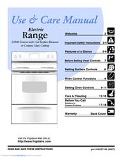 frigidaire es100 manuals rh manualslib com Frigidaire Gas Range Frigidaire Oven Manual