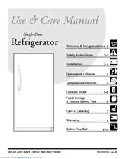frigidaire fprh17d7kf 17 cu ft all refrigerator twin manuals rh manualslib com frigidaire professional series refrigerator manual frigidaire professional manual refrigerator