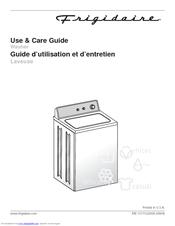 frigidaire ftw3011kw manuals rh manualslib com frigidaire washer manuals online frigidaire washer manual top load