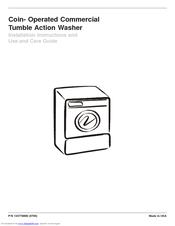 frigidaire affinity washer manual pdf
