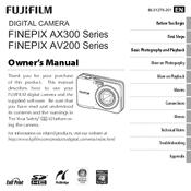 fujifilm finepix av200 manuals rh manualslib com Fujifilm S2100hd Manual Fujifilm Camera Instruction Manual