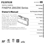 fujifilm finepix z90 series manuals rh manualslib com Fujifilm FinePix S1500 Camera Fujifilm FinePix X100