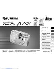 fujifilm finepix a200 manuals rh manualslib com Best Fuji Camera FinePix Best Fuji Camera FinePix