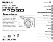 fujifilm finepix f72 exr manuals rh manualslib com