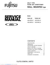 fujitsu inverter halcyon asu30clx manuals rh manualslib com