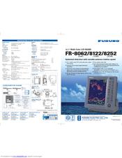 Furuno FR-8252 Manuals