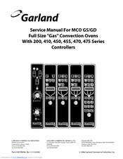 garland mco gs series manualsgarland mco gs series service manual
