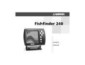 garmin fishfinder 240 blue manuals rh manualslib com Garmin 240 eBay Garmin 300C Fishfinder